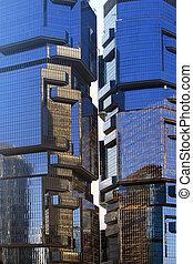 Koala Buildings Lippo - HONG KONG S.A.R. - DECEMBER 29, 2014...