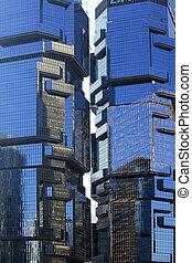 Koala Buildings Lippo - twin-tower skyscraper complex ...