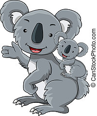 koala cartoon presentation