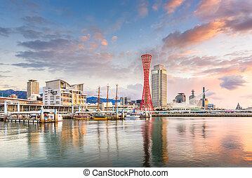 Kobe, Japan Cityscape