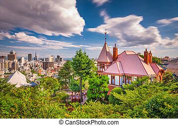 Kobe, Japan Kitano District