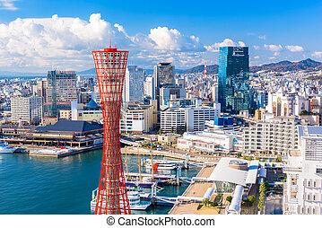 Kobe, Japan Port