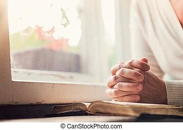 kobieta, biblia