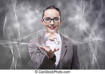 kobieta interesu, w, ryczałt handlowy, pojęcie