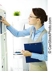 kobieta, praca