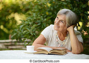 kobieta, wiek średni