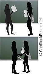 kobiety, sylwetka
