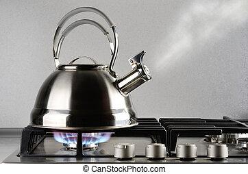 kochen, kessel