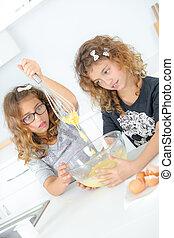 kochen, kinder