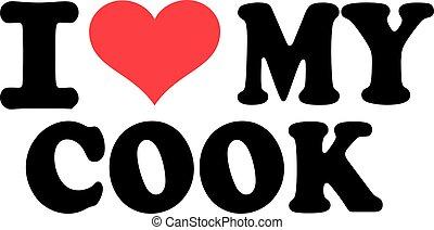 kock, kock, min, kärlek