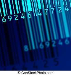 kodeks, bar, barcode