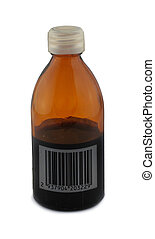 kodeks, bar, butelka