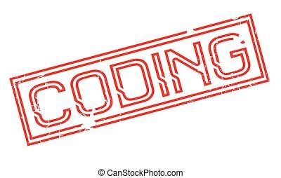 kodierung, urkundenstempel