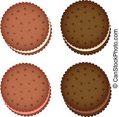 koekje, verzameling