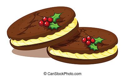 koekjes, kerstmis