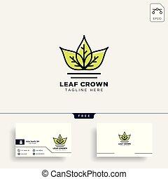 koenig, königlich, abbildung, vektor, schablone, logo, landwirtschaft, oder