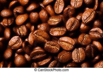 koffie boon, achtergrond