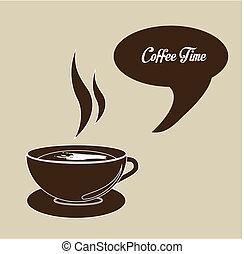 koffie, pictogram