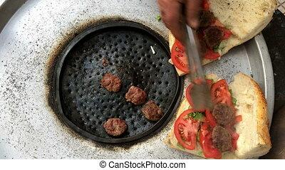 kofte, meatball, turecki