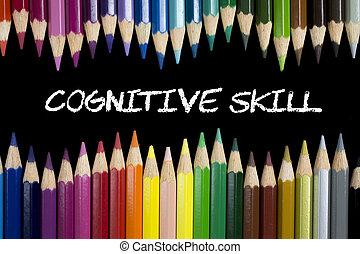 kognitiv, skicklighet