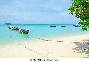 Koh Lipe in Thailand