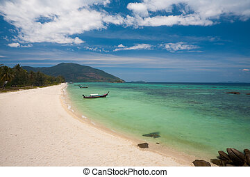 koh, lipe, isola, tailandia, turismo, prima