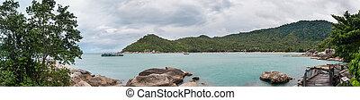 Koh Phangan, Thailand.,2014 - Koh Phangan, paradise Southern...