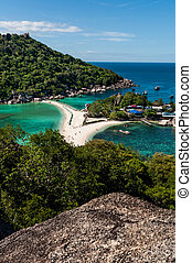 Koh Tao - a paradise island in Thailand.