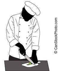 kok, het koken