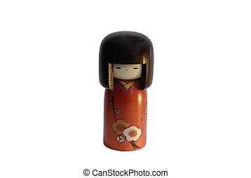 kokeshi, muñeca