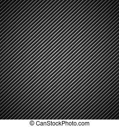 kol, fiber, bakgrund