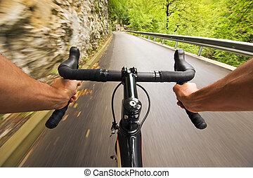kolarstwo, szeroki