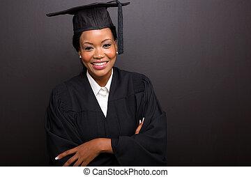 kolegium, krzyżowany herb, samica, absolwent