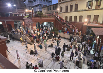 kolkata, パーティー, nakhoda, インド, iftar, masjid