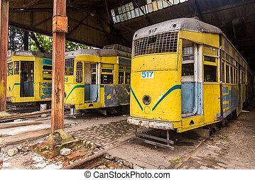 kolkata, 市街電車