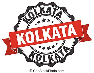 Kolkata round ribbon seal