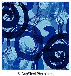 kolken, abstract, achtergrond