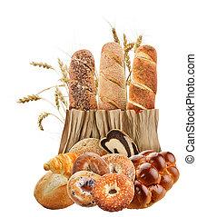 Kollektion,  bread