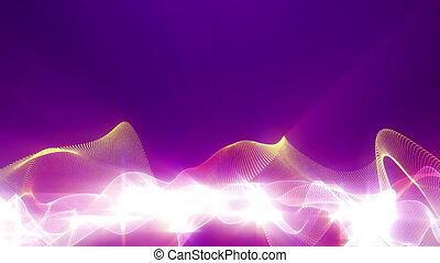 kolor, abstrakcyjny, fractal, tło