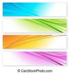 kolor, abstrakcyjny, kwestia, tło