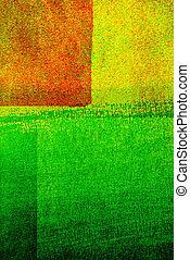 kolor, abstrakcyjny, -, projektować, tło, textured