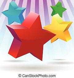 kolor, gwiazda