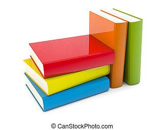 kolor, książki