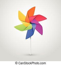 kolor, pinwheel