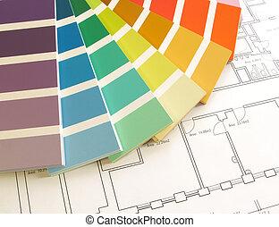 kolor, przewodnik