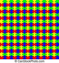 kolor, zagadka