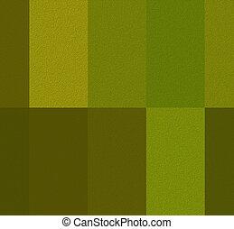 kolor, zielony, kloc, tło
