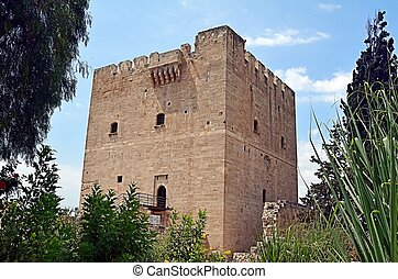 Kolossi castle - Kolossi Castle,strategic important fort of...