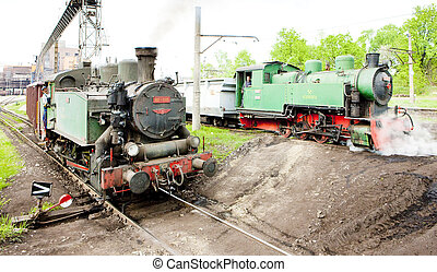 kolubara, 機関車, セルビア, 蒸気