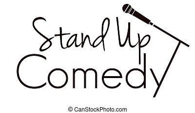Komedie, stander, op